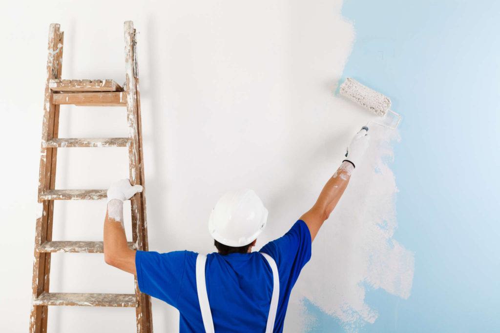 Verniciare e proteggere le pareti interne